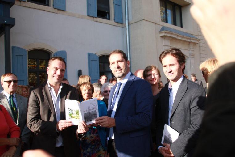 A Manosque Ravive édite le livre de l'hôpital Sainte-Barbe