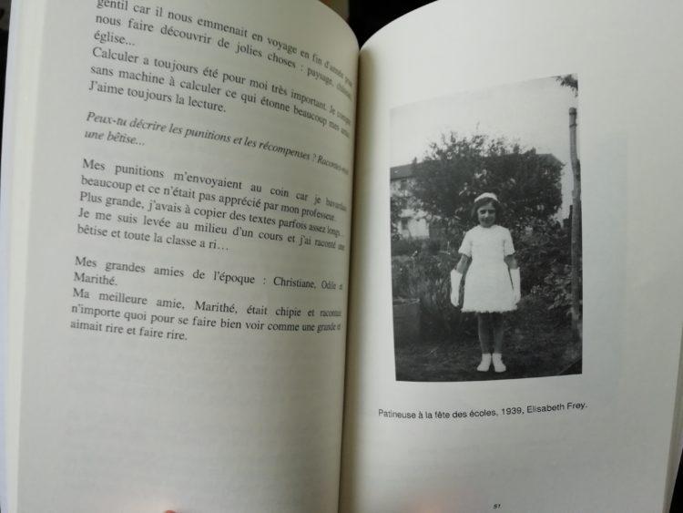 Livre c'était notre enfance Dijon
