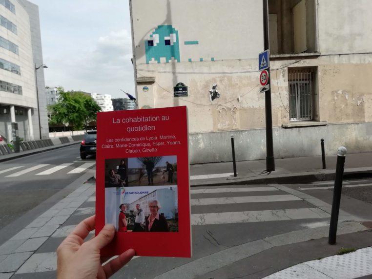Le livre écrit par les adhérents du Pari Solidaire sur la cohabitation intergénérationnelle